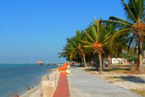 Isla Aguada en Campeche