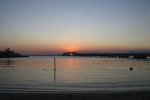 Malecón de la Puntilla en Campeche