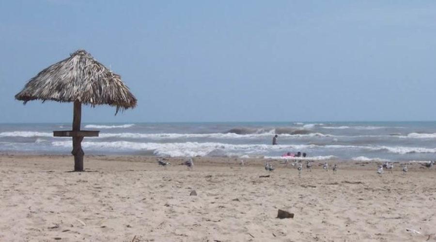 Playa Bagdad en Tamaulipas