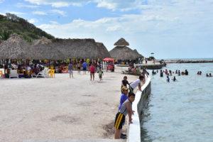 Playa Bonita en Campeche