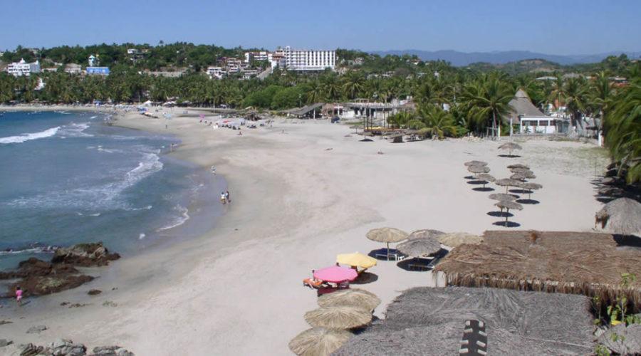 Playa Marinero en Oaxaca