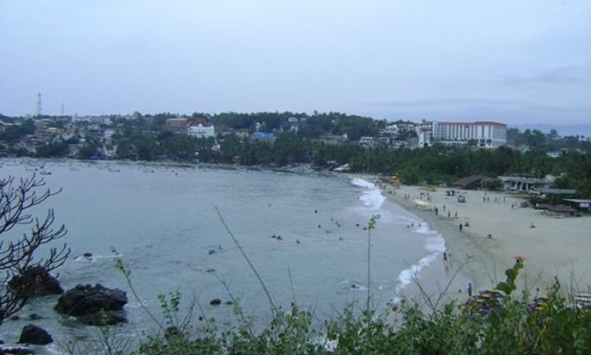 Playa Principal en Oaxaca