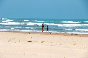 Playa Tesoro en Tamaulipas