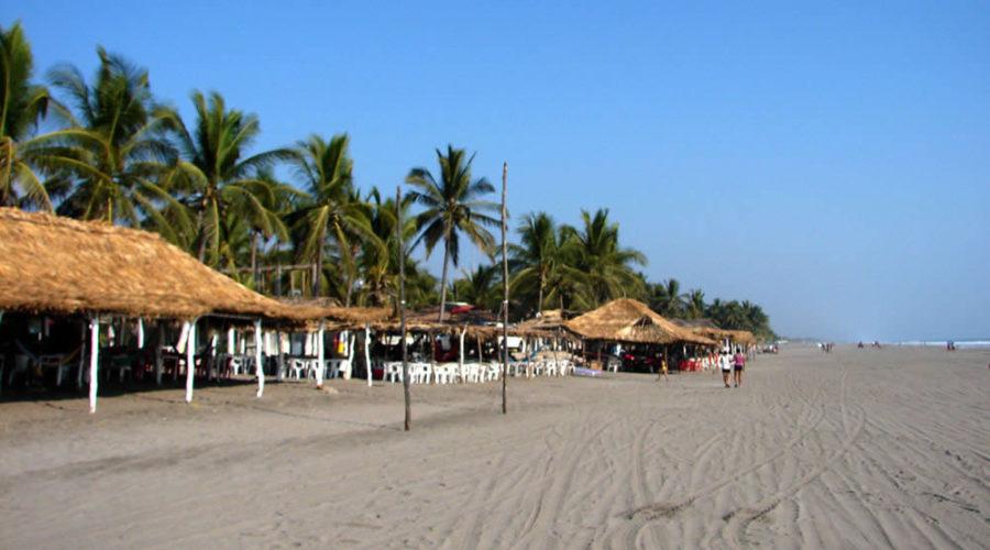 Puerto Arista en Chiapas