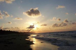 Punta Varadero en Campeche