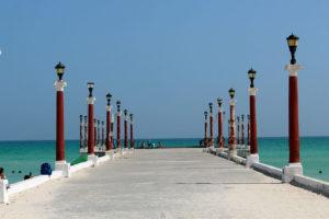 Sisal en Yucatán
