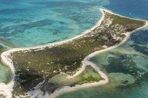 Arrecife Los Alacranes en Yucatán