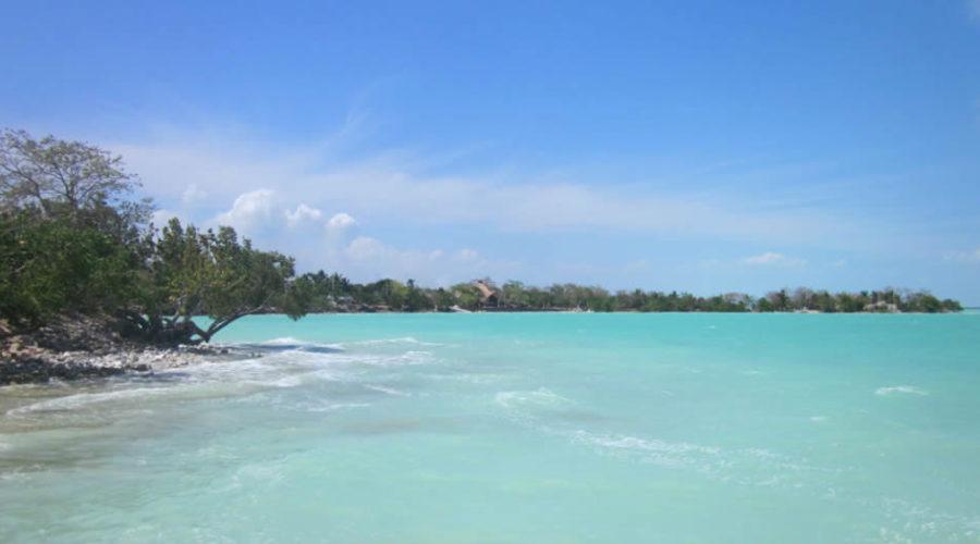 Calderitas en Quintana Roo