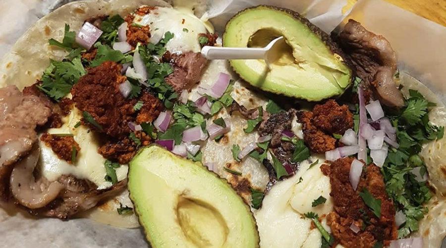 El Tasajo en Mexicali