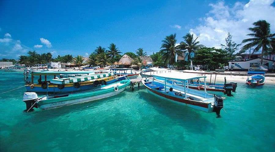 Isla Mujeres en Quintana Roo