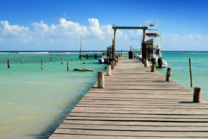 Mahahual en Quintana Roo