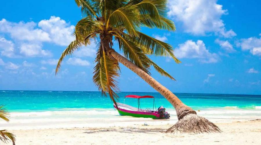 Playa Paraíso en Quintana Roo