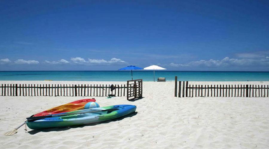 Playa del Secreto en Quintana Roo
