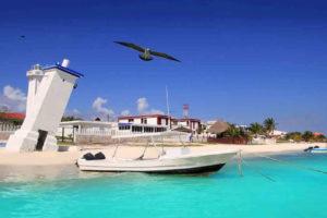 Puerto Morelos en Quintana Roo