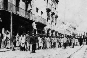 Al finalizar la Batalla de Zacatecas