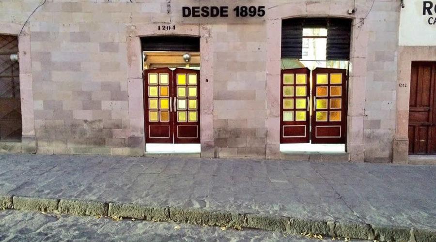 Cantina El Retiro y Casa de Juana Gallo en Zacatecas