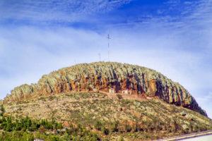 Cerro de la Bufa en Zacatecas