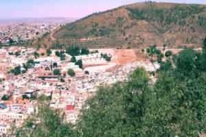 Cerro del Grillo en Zacatecas
