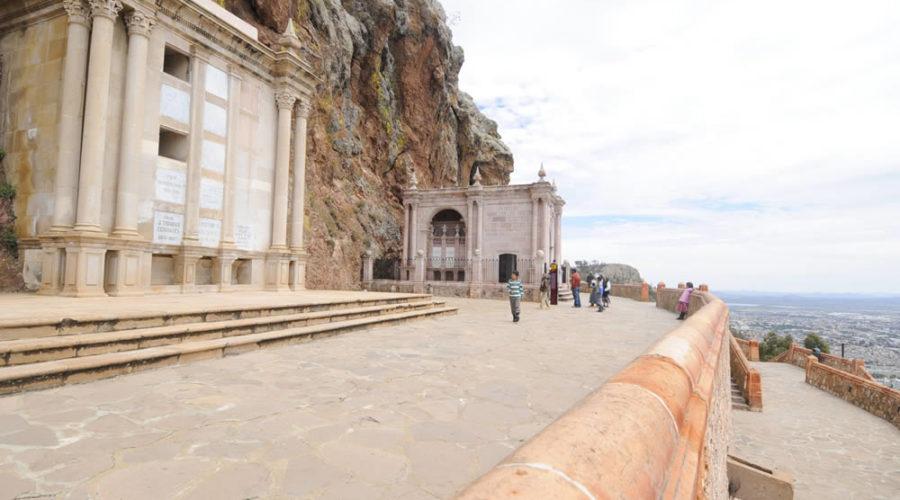 Mausoleo de las Personas Ilustres en Zacatecas
