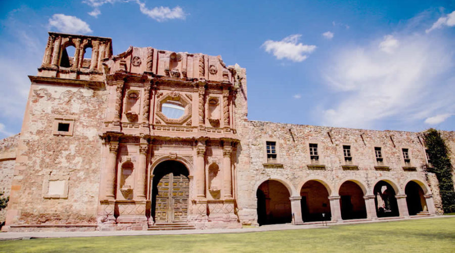 Museo Rafael Coronel en Zacatecas