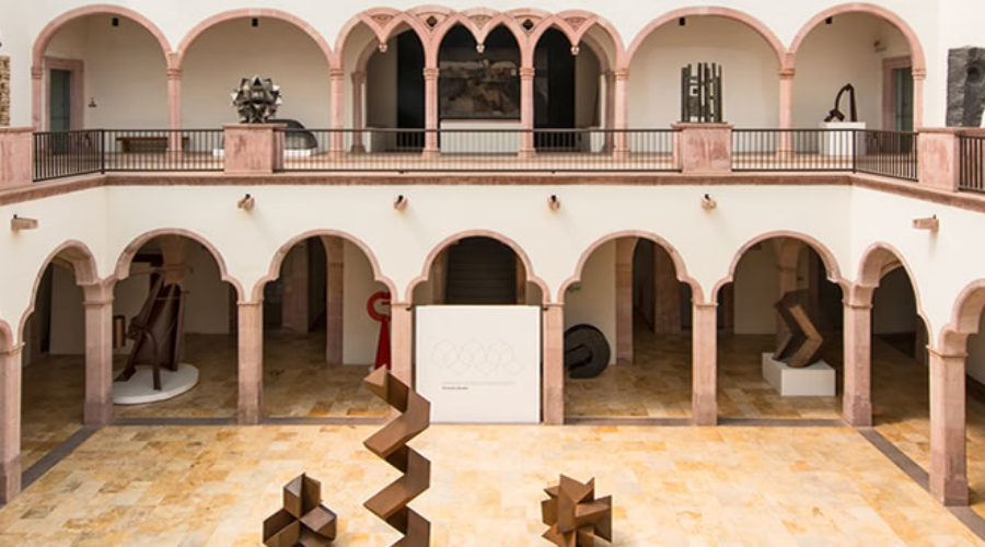 Museo de Arte Abstracto Manuel Felguérez en Zacatecas