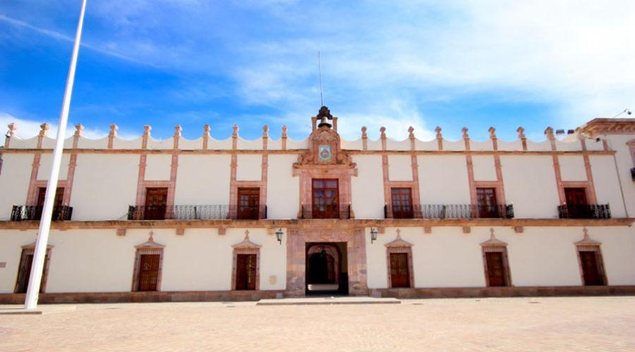 Plaza de Armas en Zacatecas
