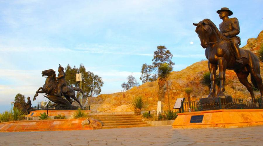 Plaza de la Revolución en Zacatecas
