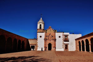 Santuario del Patrocinio en Zacatecas