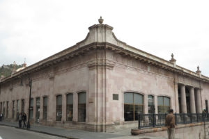 Mercado Jesús González Ortega en Zacatecas