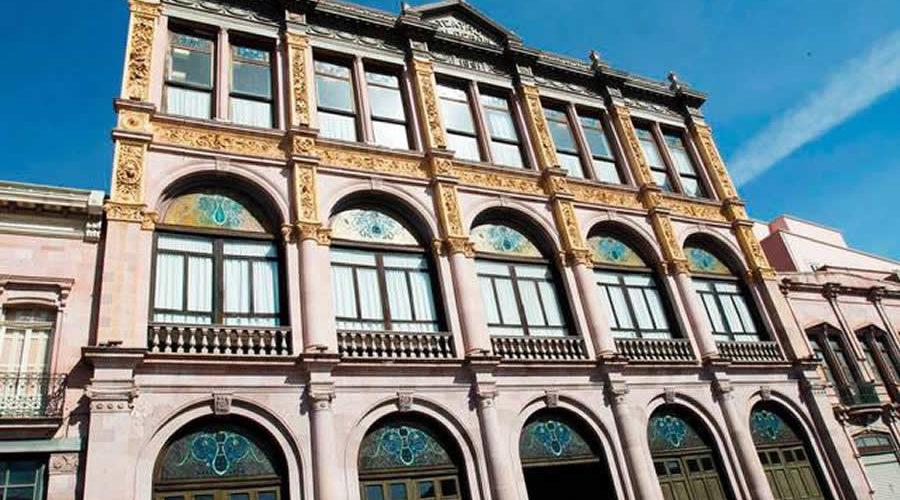 Teatro Calderón en Zacatecas