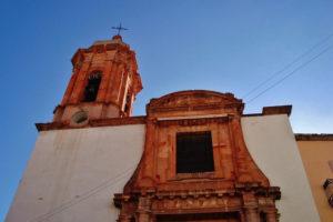 Templo Expiatorio del Sagrado Corazón de Jesús en Zacatecas