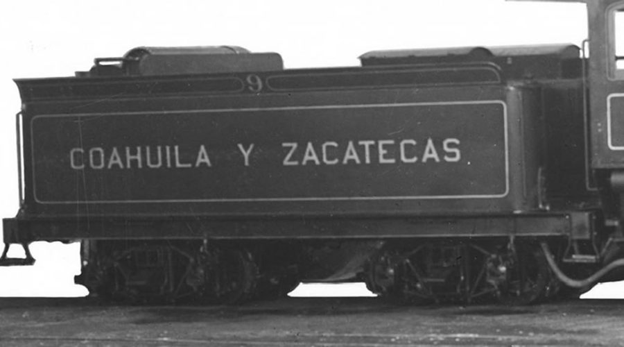 Antigua Estación de Ferrocarril en Zacatecas