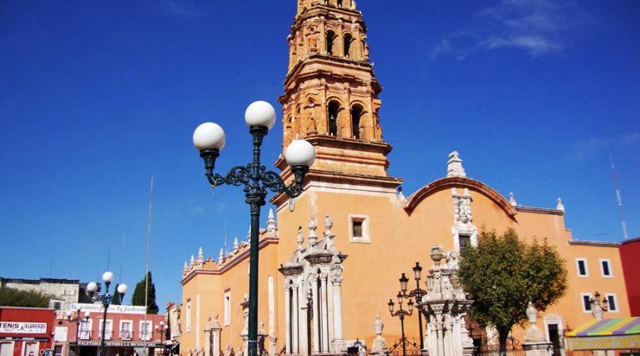 Centro Histórico de Fresnillo