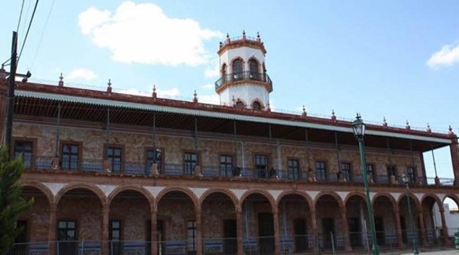 Hacienda de Tacoaleche en Zacatecas