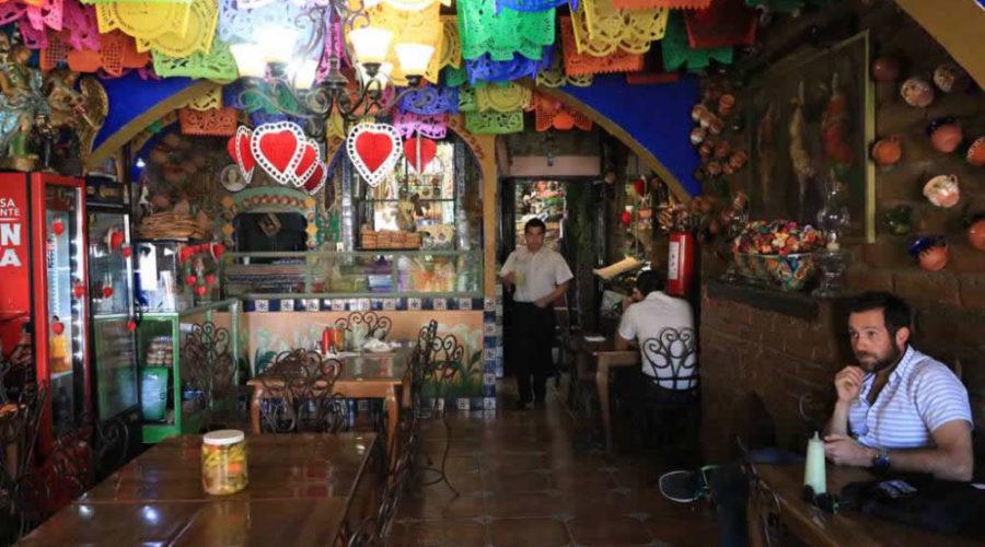 Las Gorditas de Don Rafa en Zacatecas