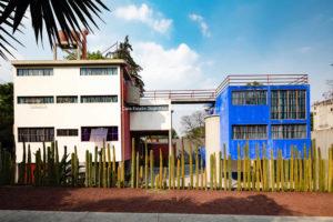 Museo Casa Estudio Diego Rivera y Frida Kahlo en la Ciudad de México