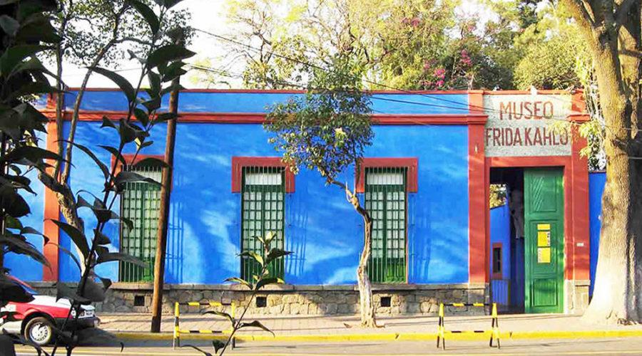 Museo Casa Frida Kahlo en la Ciudad de México