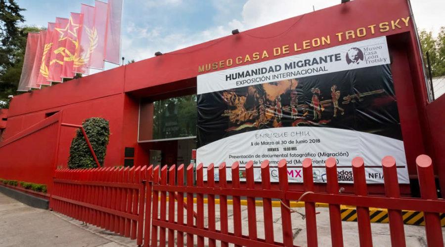 Museo Casa de León Trotsky en la Ciudad de México