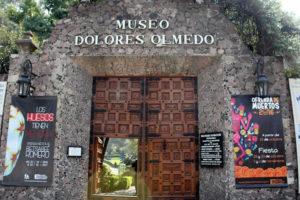 Museo Dolores Olmedo en la Ciudad de México