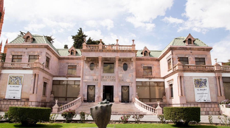 Museo Goitia en Zacatecas