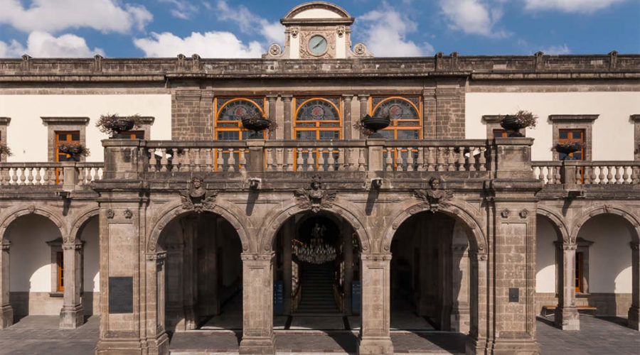 Museo Nacional de Historia, Castillo de Chapultepec en la CDMX