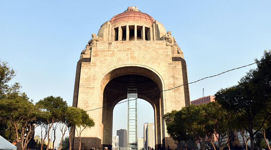 Museo Nacional de la Revolución en la Ciudad de México