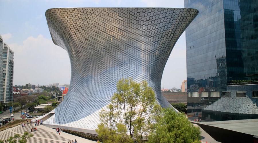 Museo Soumaya Plaza Carso en la Ciudad de México