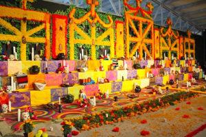 Museo de Catrinas y Fiestas de las Ánimas en Guanajuato