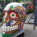 Mexicráneos | Calaveras en Paseo de la Reforma